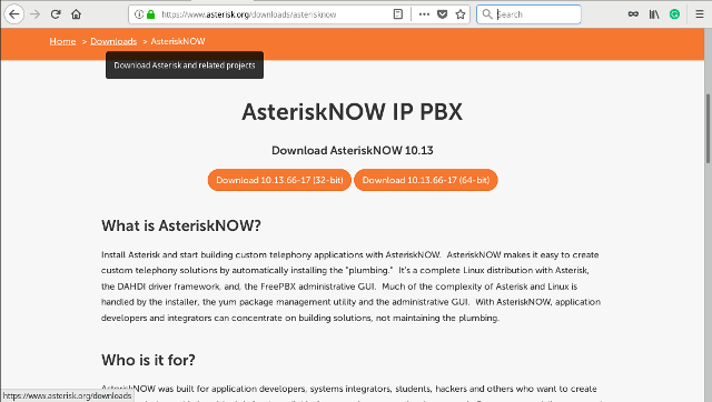 AsteriskNow telephone system Download.png